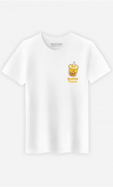 T-Shirt Homme Bubble Team - Brodé
