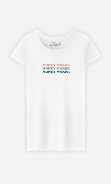 T-Shirt Femme Money Maker