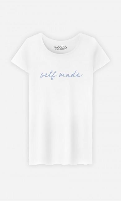 T-Shirt Femme Self Made