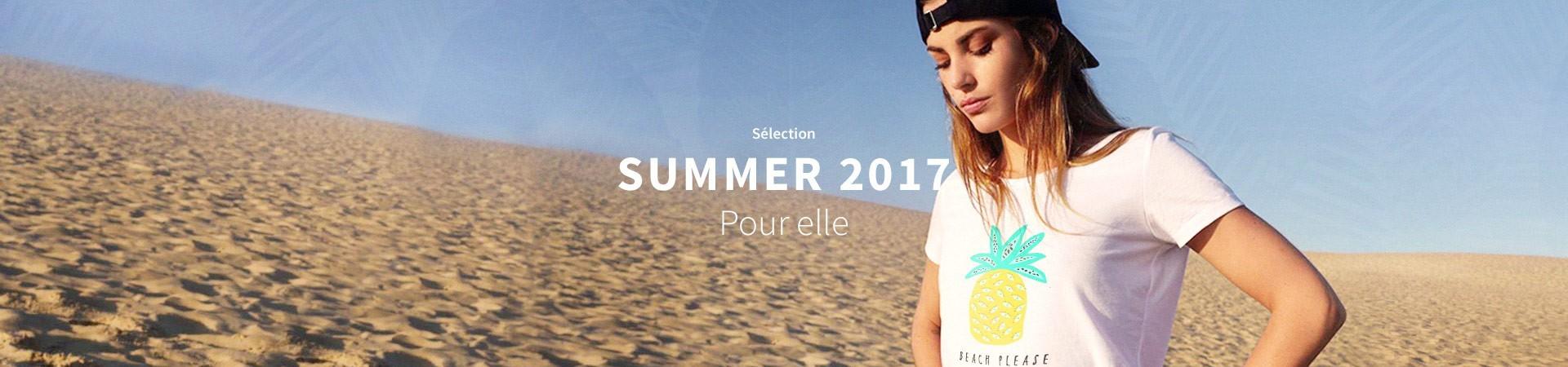 Summer 2017 - Pour Elle