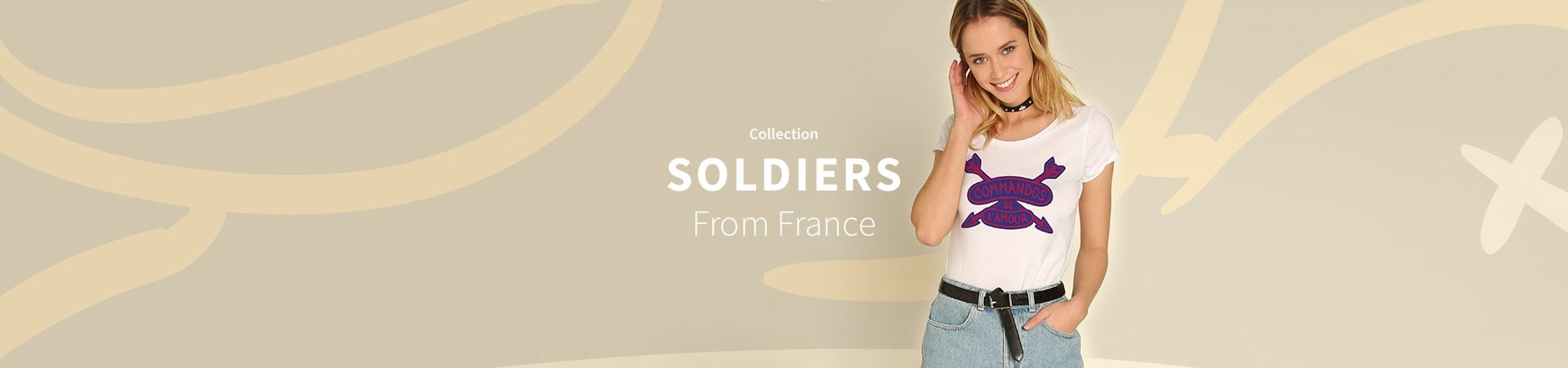 Soldiers by Lighton