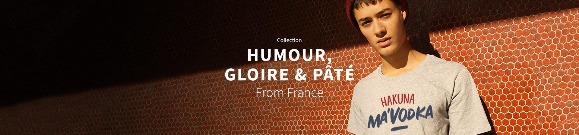 Humour Gloire et Pâté