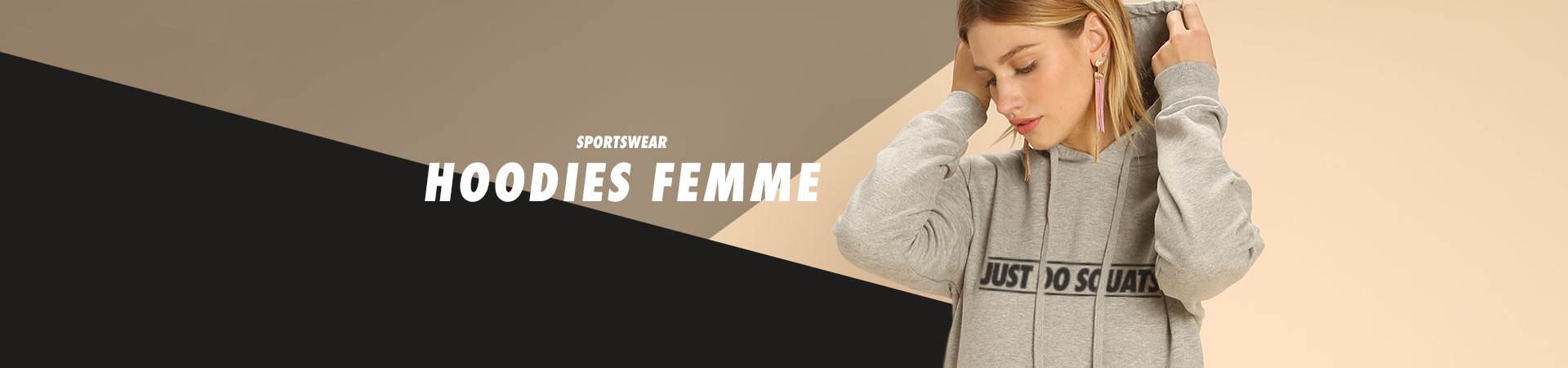 Hoodies Femme