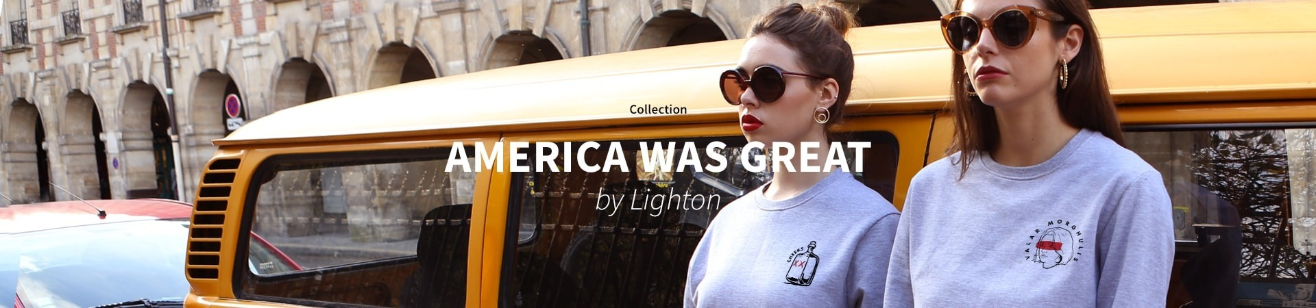 America Was Great by Lighton