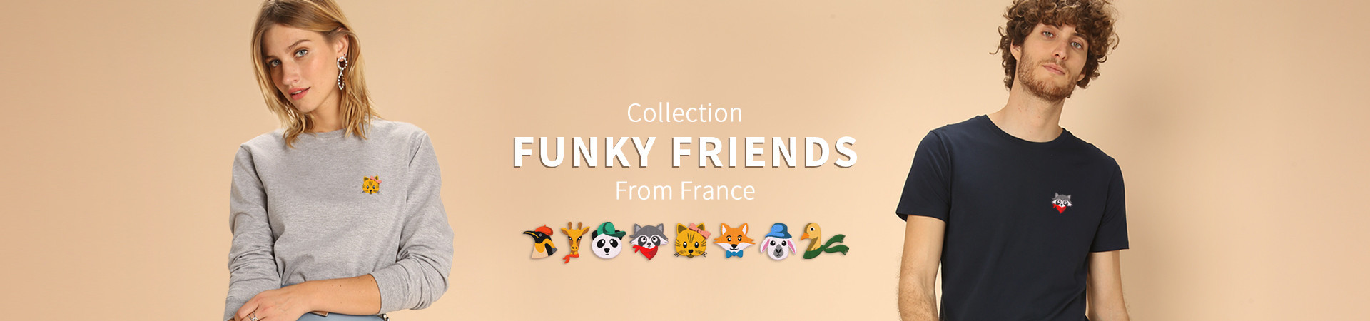Funky Friends