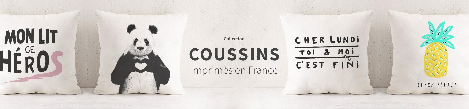 Coussins