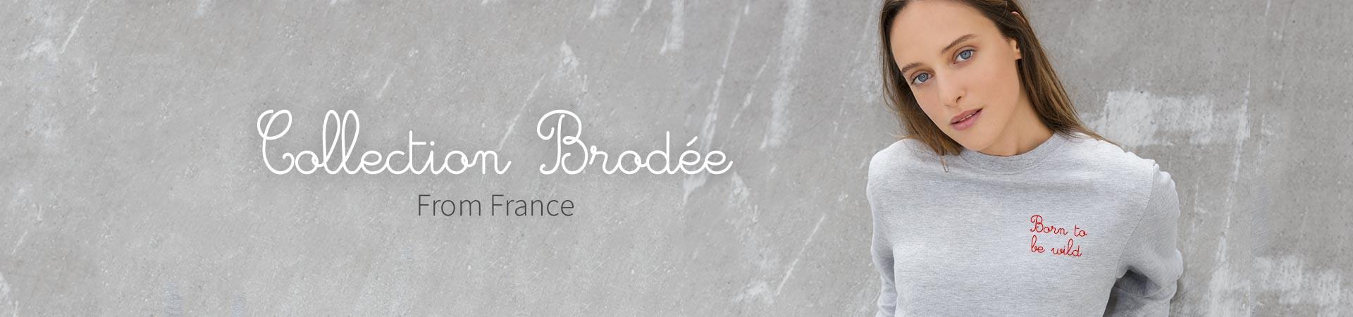 Collection Brodée