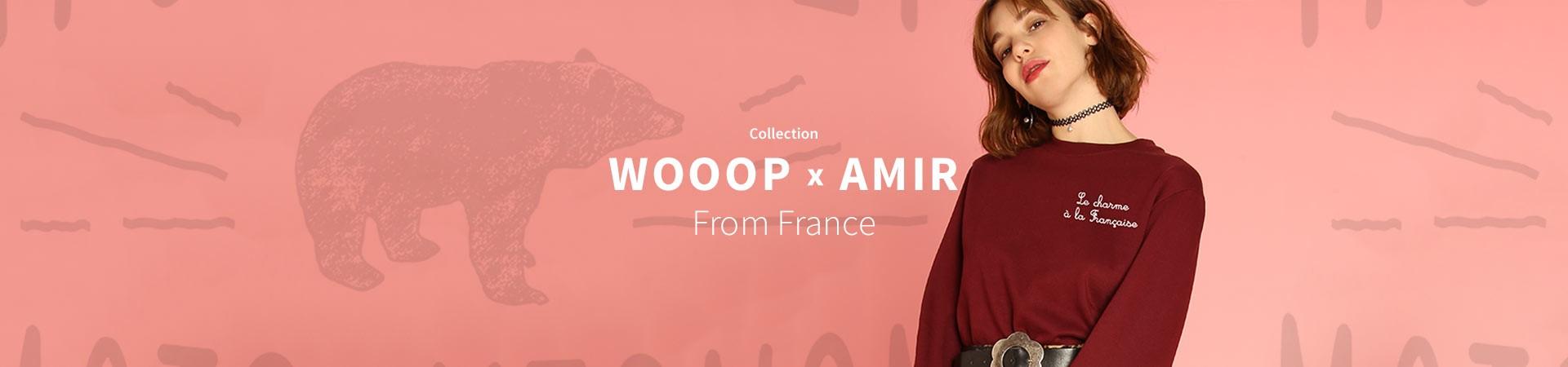 Wooop x Amir