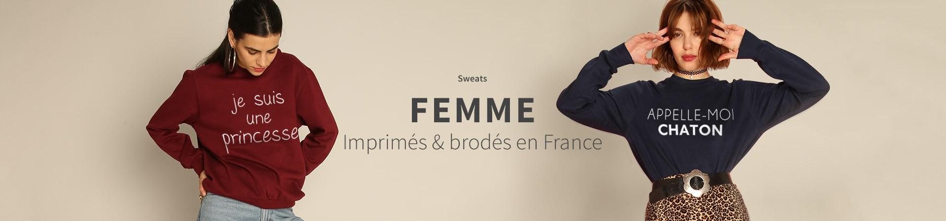 Sweats Femme