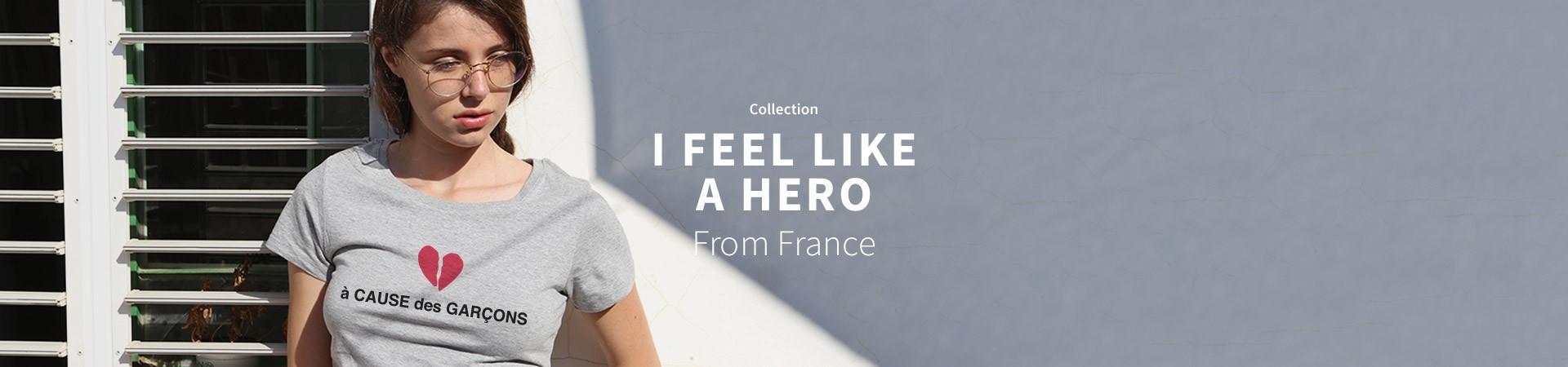 I Feel Like a Hero