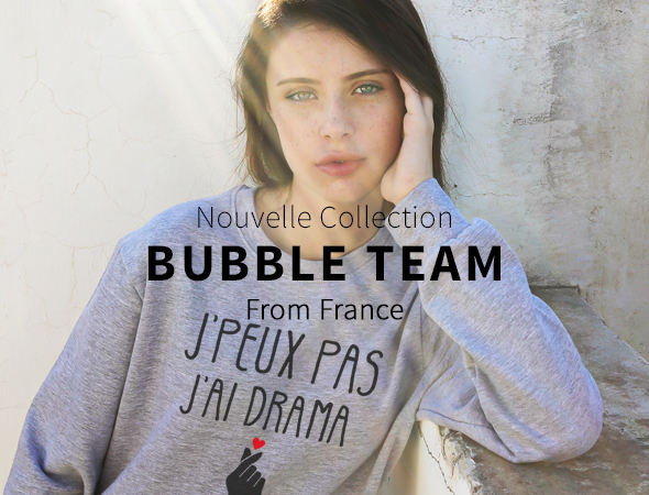 Collection Bubble Team