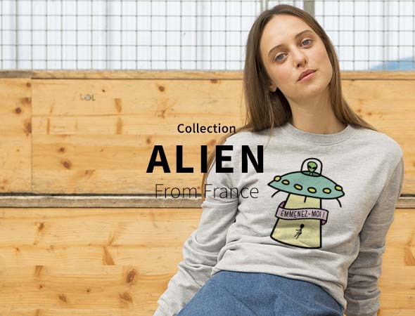 Collection Alien