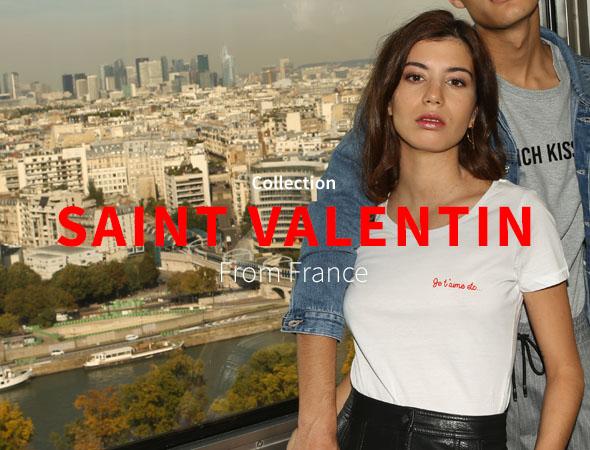 Collection Saint Valentin 2020