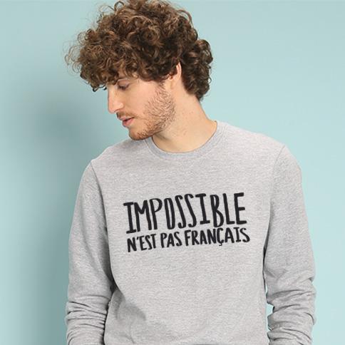Impossible n'est pas français