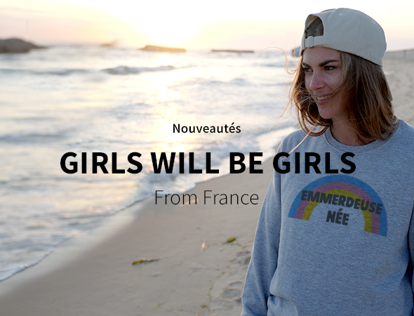 Collection Girls Will Be Girls