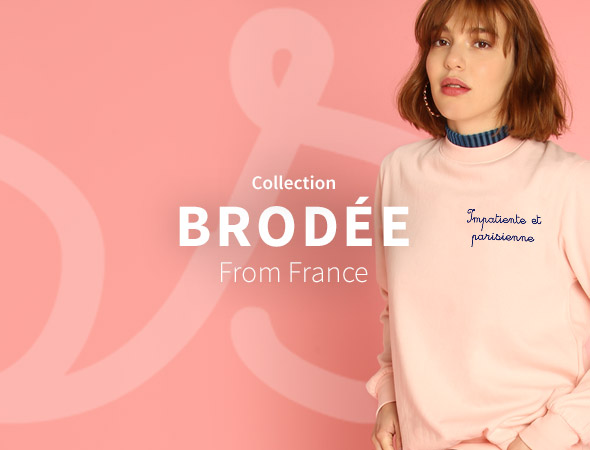 Collection Brodée
