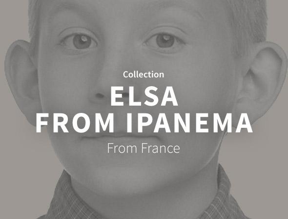 Designs basés sur des phrases de la culture pop, Elsafromipanema dévoile sa collection sur l'artshop Wooop.fr