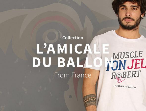 Collection L'Amicale du Ballon