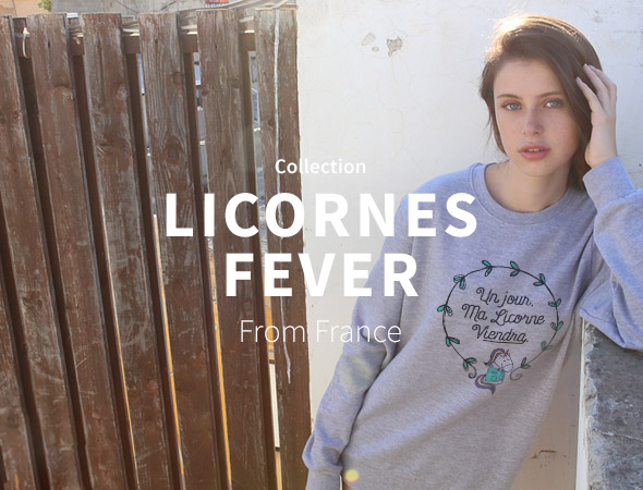 Collection Licornes Fever