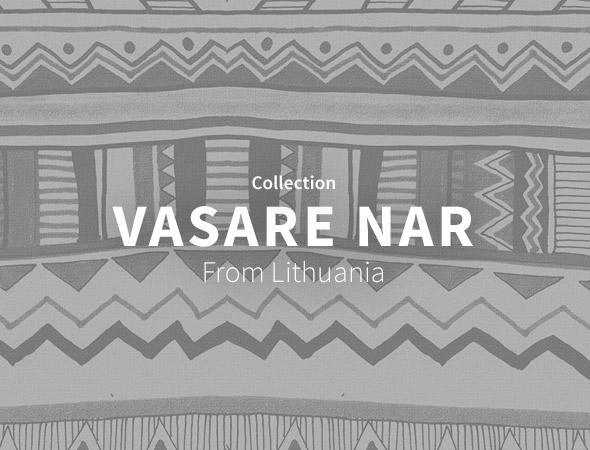 Des produits très inspirés Peace&Love, Vasar Nar utilise même le fameux Hakuna Matata du Roi Lion.