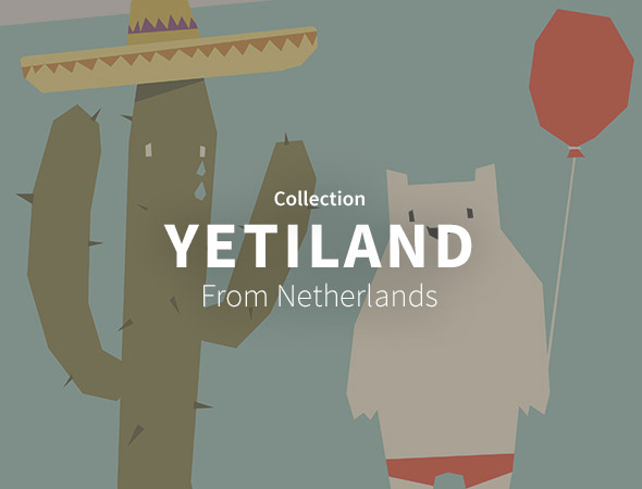 La collection animaux et fantaisie du nouvel artiste de Wooop Yetiland !
