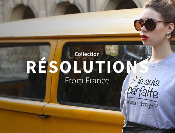 Collection Résolutions