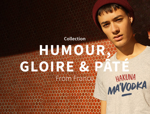 Collection Humour, Gloire & Pâté