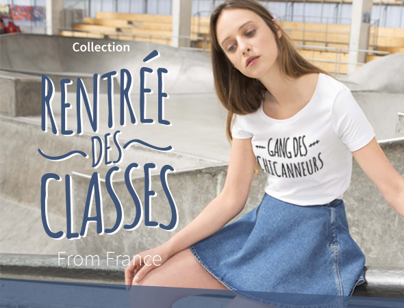 Collection Rentrée des Classes