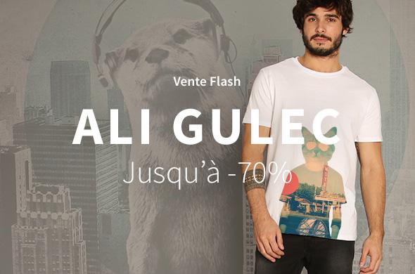 Flash sale Ali Gulec