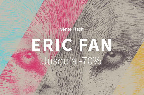Flash sale Eric Fan