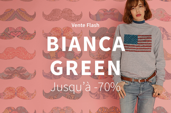 Flash sale Bianca Green