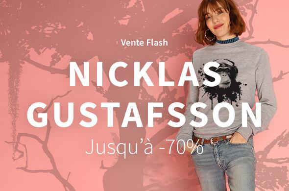 Flash sale Nicklas Gustafsson