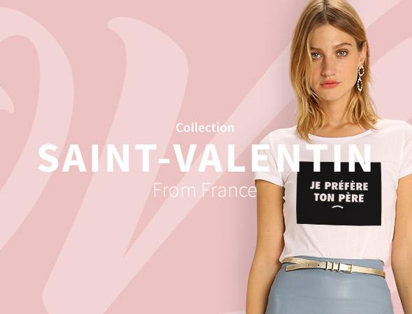 Flash sale Saint-Valentin