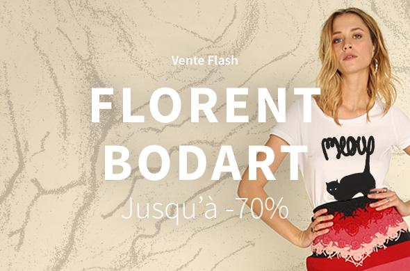 Flash sale Florent Bodart