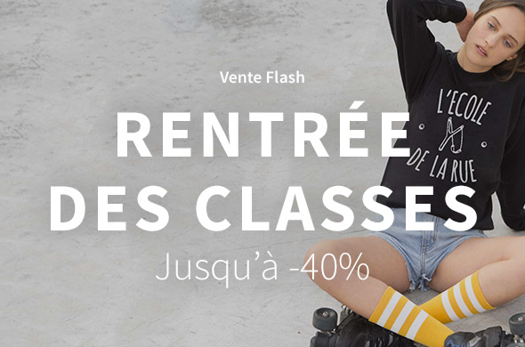 Flash sale Gang de cancres