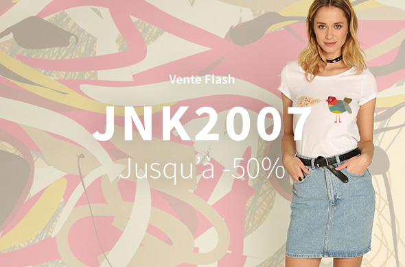 Flash sale JNK 2007