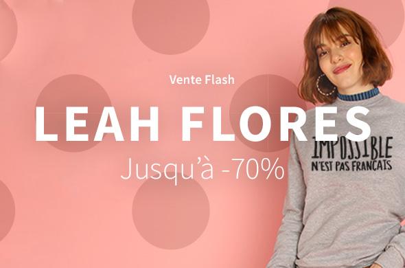 Flash sale Leah Flores