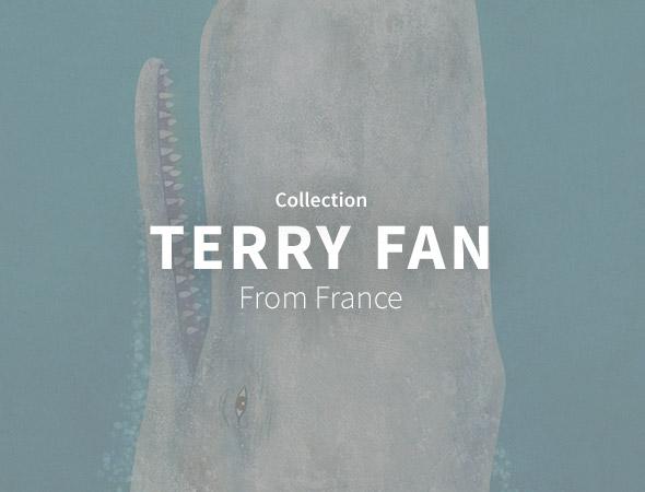 Flash sale Terry Fan