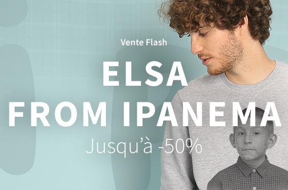 Flash sale ElsaFromIpanema