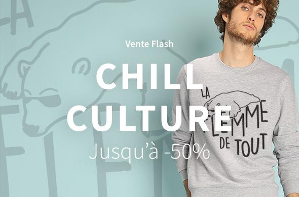 Flash sale Chill Culture