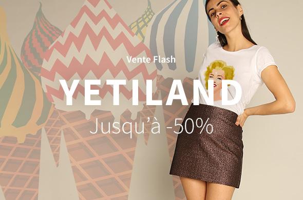 Flash sale Yetiland