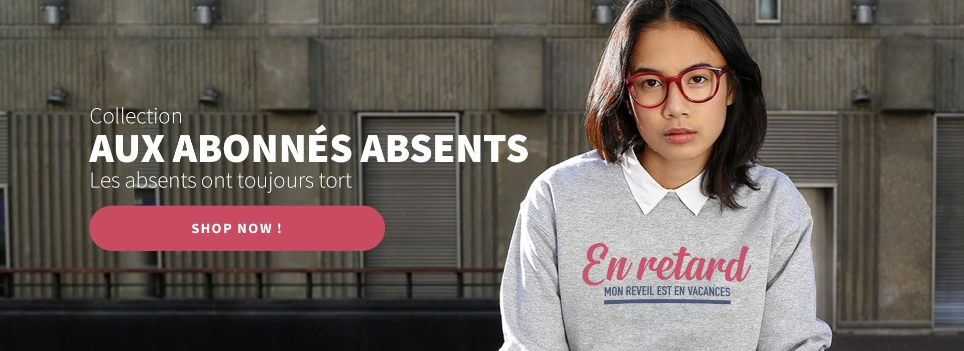 Aux abonnés absents
