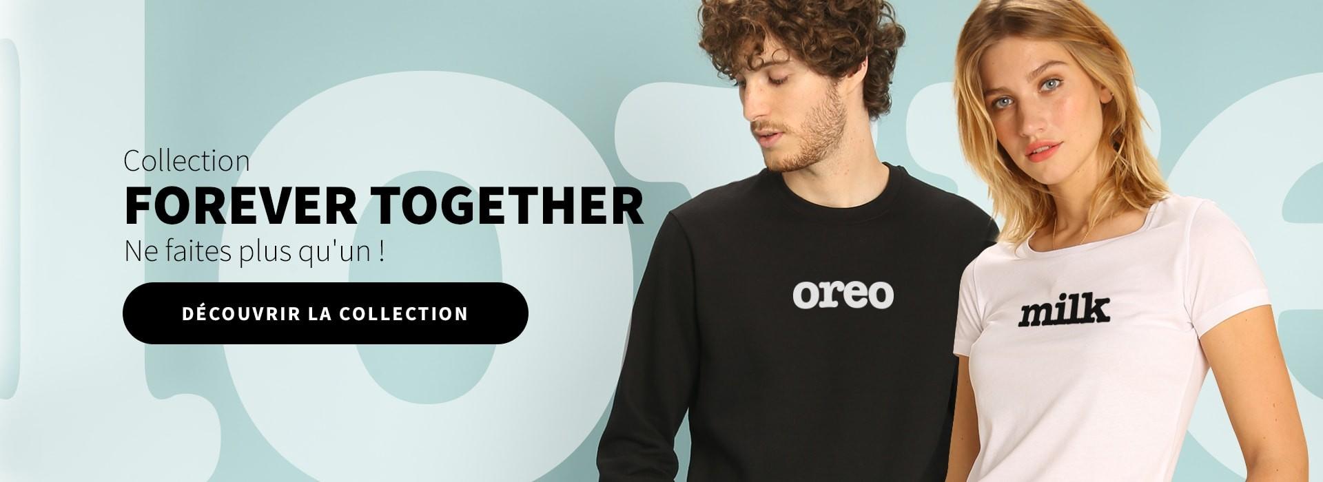 Forever Together - La collection duo pour réussir tous vos cadeaux !